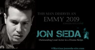 Give Jon Seda an Emmys 2019!!
